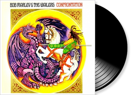 bob marley 6 the wailers - confrontation