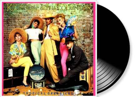 kid creole & the coconuts - tropical gangsters