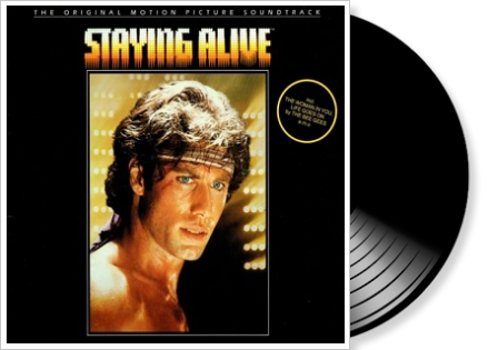 soundtrack - staying alive