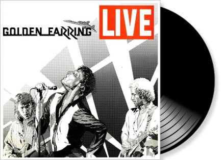 golden earring - live