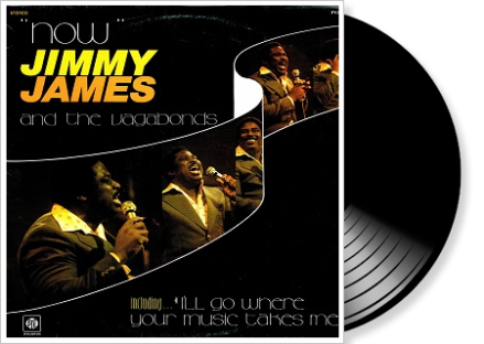 jimmy james & the vagabonds - now
