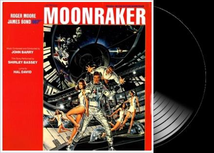 soundtrack - moonraker