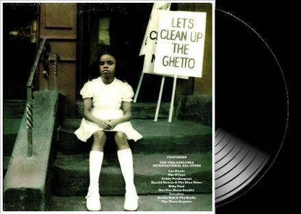 philadelphia international all stars - let´s clean up the ghetto